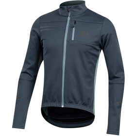 PEARL iZUMi Elite Escape AmFIB Chaqueta Hombre, midnight navy/arctic